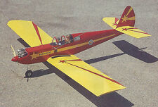 Funster 20 Sport Airplane Plans, Templates and Instructions