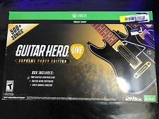 Guitar Hero Live - Supreme Party Edition - 2 Pack Bundle - Xbox One