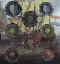 KMS Kursmünzensatz Niederlande 2002 unz. # 2