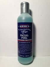 Kiehl's Facial Fuel Energizing Face Wash Gel Cleanser  8.4oz/250ml  NEW