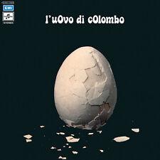 L'UOVO DI COLOMBO L'uovo di Colombo (ltd.ed.clear green vinyl ) LP italian prog