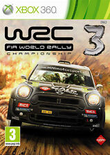 WRC 3: FIA World Rally Championship 3 ~ XBox 360 (Photo Copy Wallpaper)