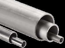 """Alloy 316 Stainless Steel Pipe - 1 1/2"""" Schedule 40, 96"""" Long"""