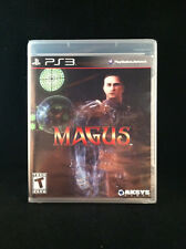Magus (Playstation 3) Brand New / Factory Sealed /