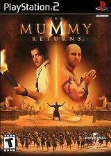 The Mummy Returns, Good PlayStation, Playstation 2 Video Games