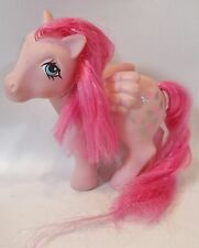 MY LITTLE PONY Pink Heart Throb Unicorn & Pegasus Collection 1984 G1