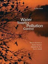Water Supply and Pollution Control by Warren, Viessman 8th Intl Soft Ed Same Bk