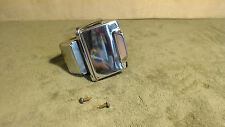 1981 Ford Fairmont Futura  Chrome  Ash Tray and Bracket with Mounting Screws