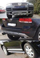 VW TOUAREG 2002-2006 FRONTLIPPE SPOILER + HECKLIPPE SPOILER + SEITENSCHWELLER
