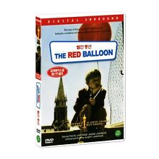The Red Balloon / Le ballon rouge (1956) DVD - Albert Lamorisse (New & Sealed)