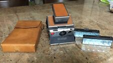 POLAROID SX-70 Instant Land Camera with Original Polaroid Case