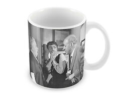 MARGARET RUTHERFORD & ALASTAIR SIM COFFEE MUG HAPPIEST DAYS FREE PERSONALISATION