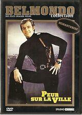 """DVD """"Peur sur la ville""""COLLECTION BELMONDO   n 4"""