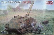 Amusing Hobby 35A009 28 cm Sturmmörser 38 (D)   1:35