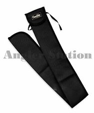 Opass RDB-303 (220cm x 9cm) Netting Fabric Fishing Rod Bag/Cover - Black