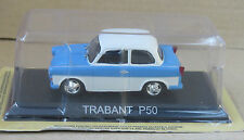 "DIE CAST "" TRABANT P50 "" LEGENDARY CARS SCALA 1/43"