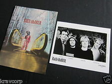 KULA SHAKER 'PEASANTS PIGS & ASTRONAUTS' 1999 PRESS KIT--PHOTO