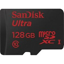 128GB Hi-Speed Class 10 MicroSD Memory Card for LG G3,G4,G5 Wireless Cell Phone