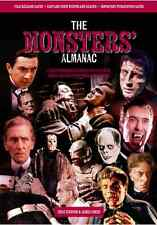 CLASSIC MONSTERS Magazine MONSTERS ALMANAC Ultimate Guide Book HORROR MOVIES New