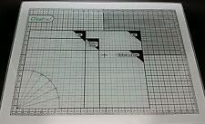 A4 Tempered Glass cutting mat