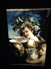 "Guido Reni ""Bacco Fanciullo"" 35mm Italian High Baroque Art Slide"