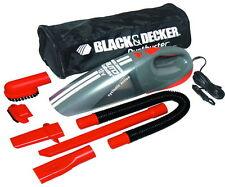 Black & Decker ACV1205 12 Volt DC Cyclonic Auto Dustbuster Car Vacuum Cleaner