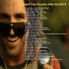 Country Promo DVD, Billboard Top Country Hits October 2013 FRESHEST Only on Ebay