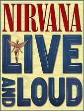 Live And Loud - Nirvana DVD Sealed New 2013
