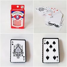 100% Plastic New Poker Durable Good Playing Cards Excellent Free Shipping