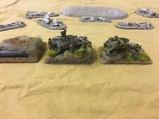 Flames Of War British 8th Army Objectives 15mm WW2