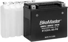 BIKEMASTER Battery Motorcycle Maint Free Honda Scooters NQ50D SPREE SPCL 1986