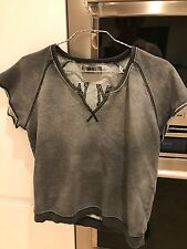 diesel womans top sweater size L
