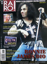 RARO 182 2006 Ronnie James Dio Eagles Patty Pravo Nuovi Angeli Clem Sacco Ross