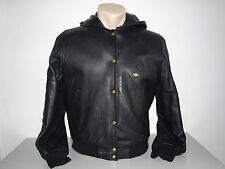 Adidas Missy Elliot Leather RM Blast Jacket 2004 Vintage New Rare