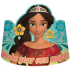 ELENA OF AVALOR PAPER TIARAS (8) ~ Birthday Party Supplies Favors Crowns Disney