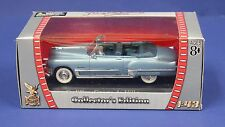 Road Signature 1:43 1949 Cadillac Coupe De Ville MIB Light Blue