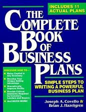 Small Business: The Complete Book of Business Plans : Simple Steps to Writing a
