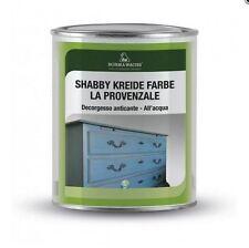 Shabby Kreide Farbe gelb, Yello 120 , 750 ml  Wasserbasis Oberflächen Behandlung
