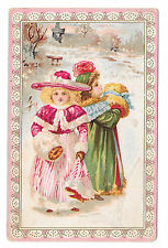 Advertising Trade Card Albany Dentists York PA Dr Bolton Vitalized Air 3.5 X 5.5