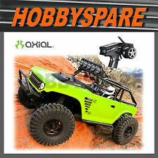 AXIAL RTR 1/10 DEADBOLT SCX10 4WD RC ROCK CRAWLER TRUCK OFFROAD 2.4Ghz 90044