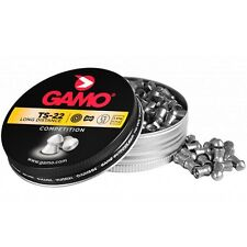 GAMO TS-22 LONG DISTANCE COMPETITION 5.5 mm cal. .22 200 pcs. Airgun pellets