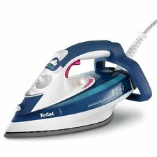 Tefal Aquaspeed Ultracord Premium FV5370G1 Steam Iron Blue 40 g/min 2400 Watts