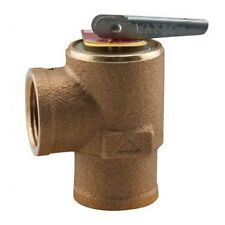 Watts 335 Boiler Pressure Relief Valve, 3/4Inch, New, Free Shipping