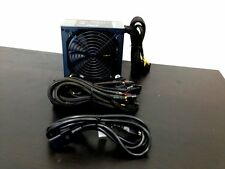 875W 875 Watt ATX Power Supply Modular Cables 120mm Quiet Fan 2024 SATA SLI Game