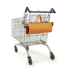 4pcs Bags Reusable Grocery Cart Shopping Trolley Bags Shopping Carrier Bag