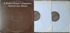GARRISON KEILLOR,Prairie Home Companion Anniversary Album,Vinyl 2 LP,VG,1980