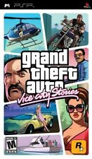 Grand Theft Auto: VICE CITY Stories (Playstation Portable PSP Video Game) NEW
