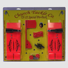 Church Tackle TX 22 Special Pro Pack Planer Board & Flag Trolling System