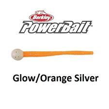 Berkleys POWERBAIT GALLEGGIANTI Topi Tails-Glow/Arancione SIL (13) * 1307590*2017 STOCK