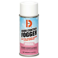 Big D Industries Odor Control Fogger 5oz Aerosol 12/Carton 341